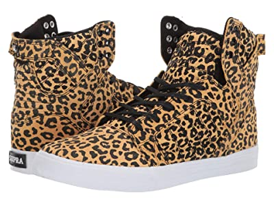Supra Skytop (Animal/White) Men