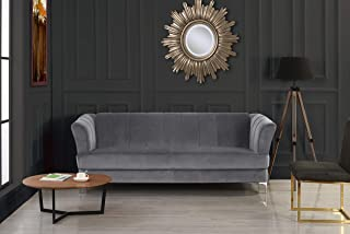 Best roma grey velvet sofa Reviews