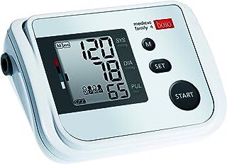 Boso Medicus Family 4/Partner de y Familias–Tensiómetro digital con 4almacenar, pantalla grande y de arritmia de detección/Incluye universal de manguito (22–42cm)