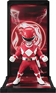 Bandai Tamashii Nations Buddies Ranger Mighty Morphing Power Rangers Action Figure, Red
