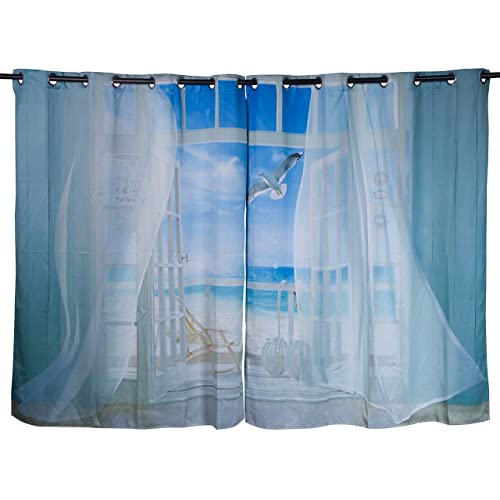 3d Living Room Curtains Amazon Ca