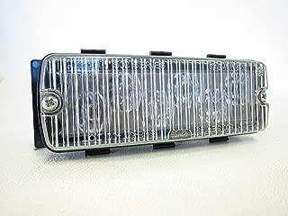 Whelen 500 Series TIR6 Super LED Lighthead SYNC Red Clear 50R03ZCR