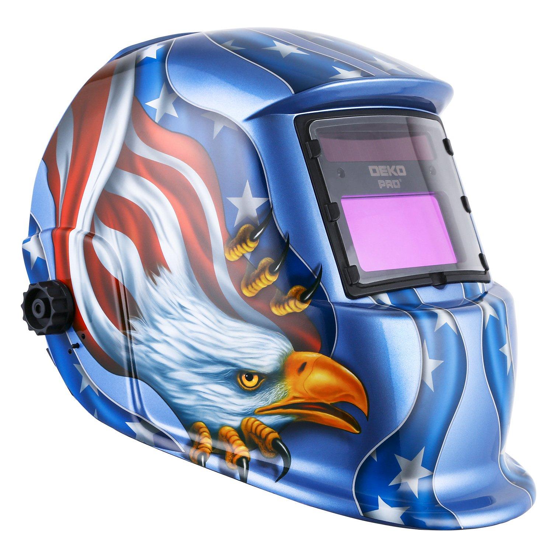 Powered Welding Helmet Darkening Adjustable