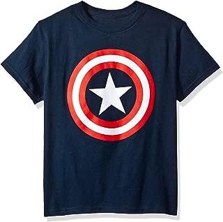 Boys' Captain America T-Shirt