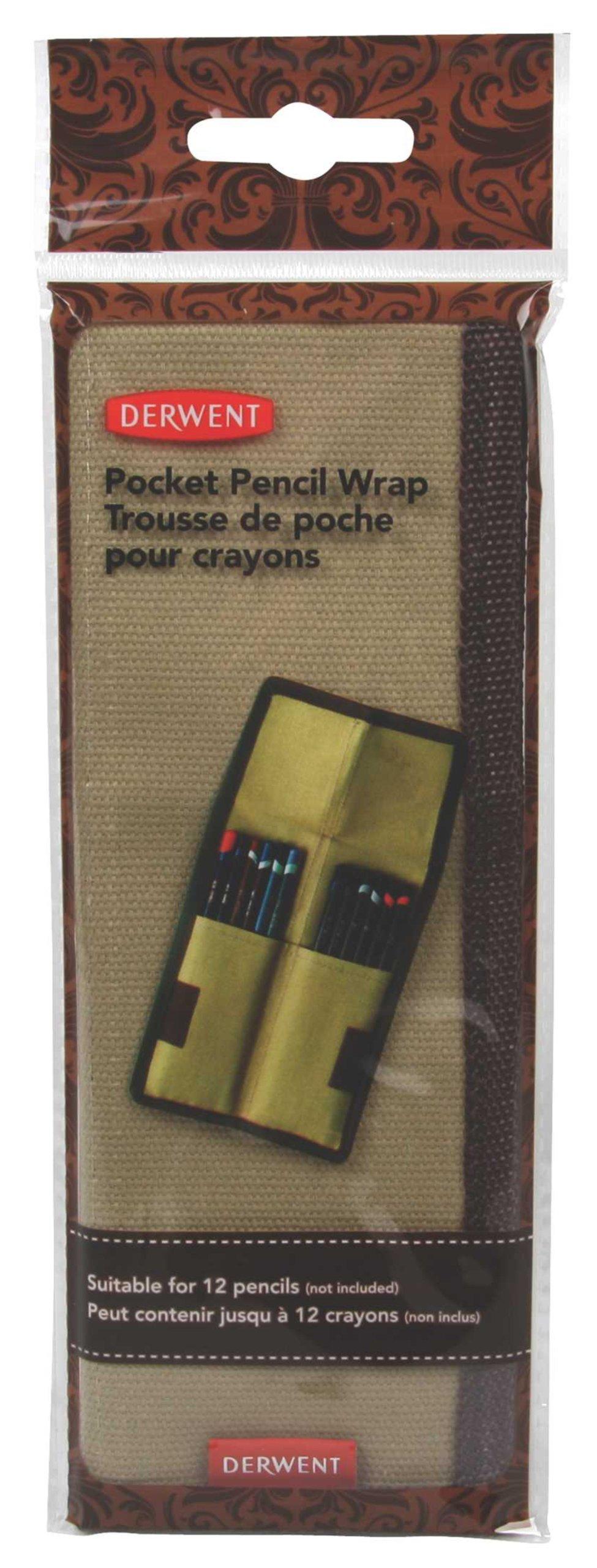 DERWENT 2300219 - Estuche Pocket: Amazon.es: Oficina y papelería