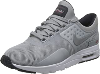 Nike Women's W Air Max Zero QS, Metallic Silver