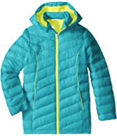 Spyder Kids - Timeless Long Synthetic Down Jacket (Little Kids/Big Kids)