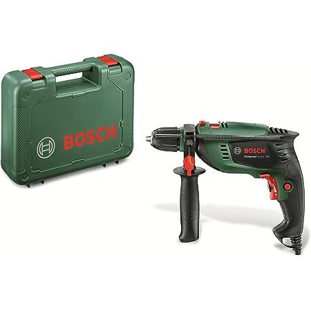 Bosch Home and Garden 603131000 Trapano Battente UniversalImpact 700, 700 W, 230 V, Verde, 1 Pezzo