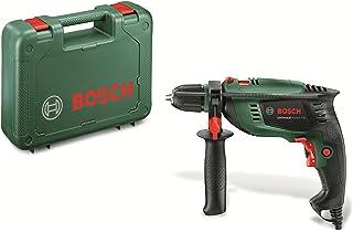 comprar comparacion Bosch UniversalImpact 700 - Taladro Percutor (700 W, Empuñadura adicional, Tope de profundidad, Maletín)