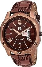 Redux Analogue Brown Dial Men's & Boy's Watch RWS0239S