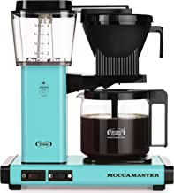 Technivorm KBG Coffee Brewer, 40 oz, Turquoise