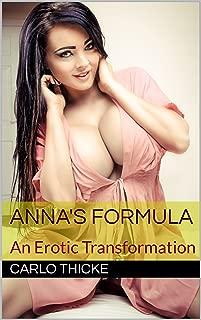Anna's Formula: An Erotic Transformation