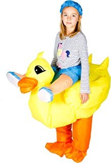 Inflatable Duck Fancy Dress Costume