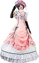 black butler pink dress