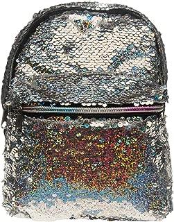 Miso Sequin Small Backpack Rucksack Knapsack Bag Pack