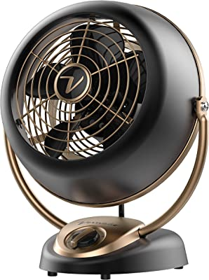 Vornado VFAN Alchemy Vintage Fan, Small, Gunmetal