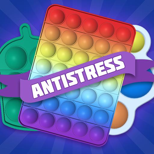 Pop It Mania - Fidget Antistress Relaxing Toys