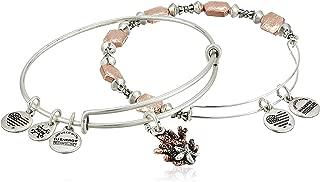 Women's Coral Set of 2 Bracelet
