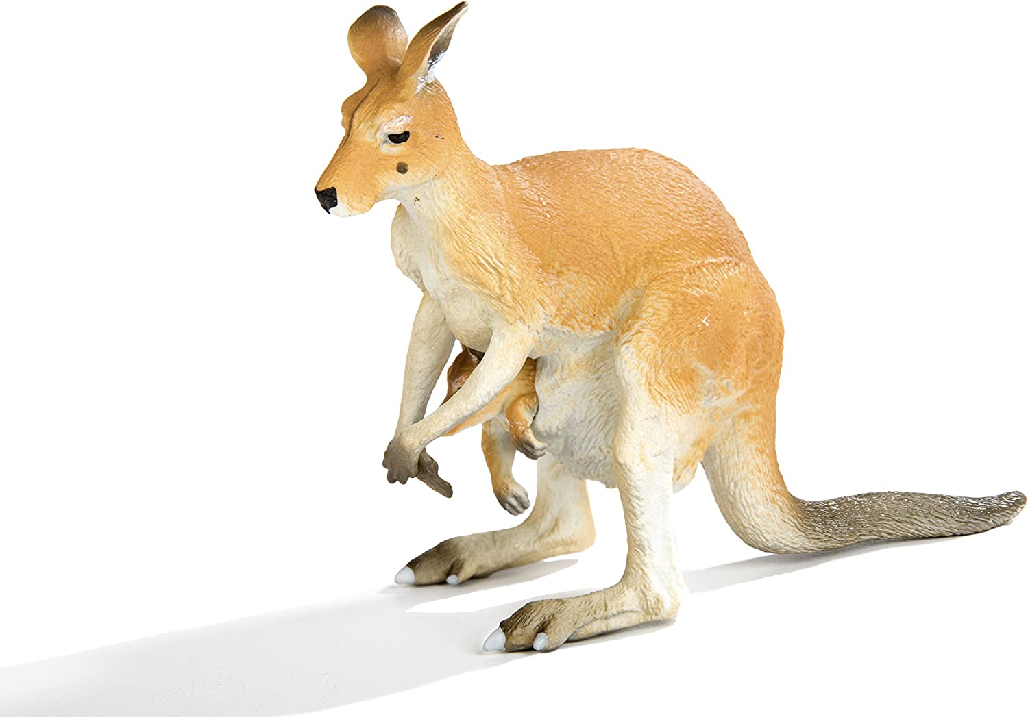 Safari Ltd. Wildlife Direct store - Kangaroo Quality with OFFicial site Construction Joey