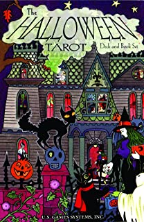 The Halloween Tarot Deck & Book Set: 78-Card Deck [With Book]