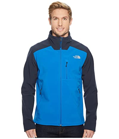 The North Face Apex Bionic 2 Jacket (Turkish Sea/Urban Navy) Men