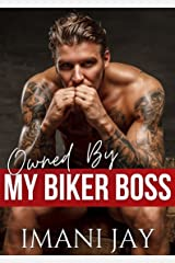 Owned By My Biker Boss: A Short Steamy Curvy Girl Instalove MC Romance (Owned Body & Soul) Kindle Edition