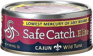 Safe Catch Elite Cajun Wild Tuna, 6 x  142 gm