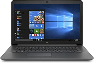 HP 17-inch Laptop, AMD A9-9425 Processor, 4 GB RAM, 1 TB Hard Drive, Windows 10 Home..
