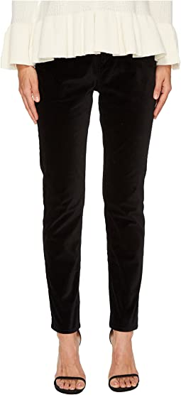 Kate Spade New York - Stretch Velveteen Pants