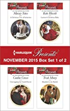 Harlequin Presents November 2015 - Box Set 1 of 2: An Anthology (Princes of Petras)