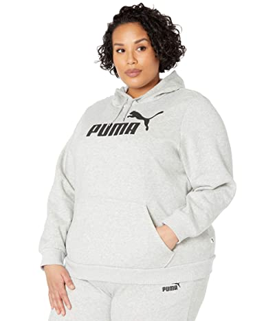 PUMA Plus Size Essential Logo Hoodie