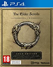 The Elder Scrolls Online Gold Edition PlayStation 4 by Bethesda
