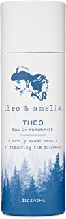 Theo - An All Natural Woodsy Cologne - 10mL Roll-On
