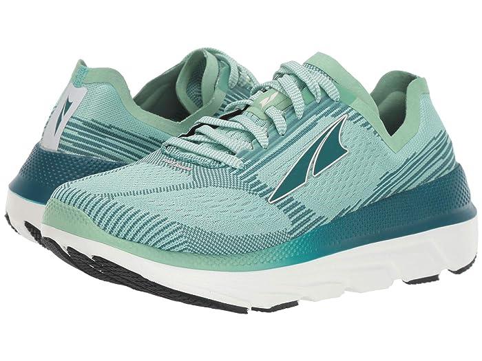 Altra Footwear  Duo 1.5 (Green) Womens Running Shoes