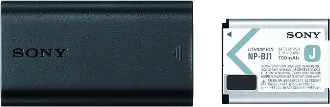 Sony ACCTRDCJ J-Series Power Accessory Kit Digital Cameras Battery, Black