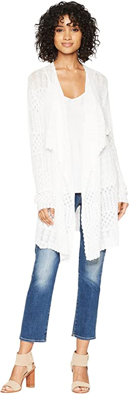 Janet Drop Needle Cardigan