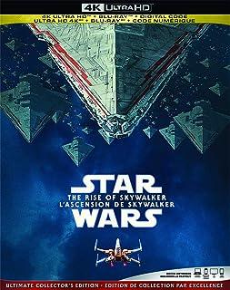Star Wars: The Rise of Skywalker [4K Ultra HD + Blu-ray + Digital] (Bilingual)