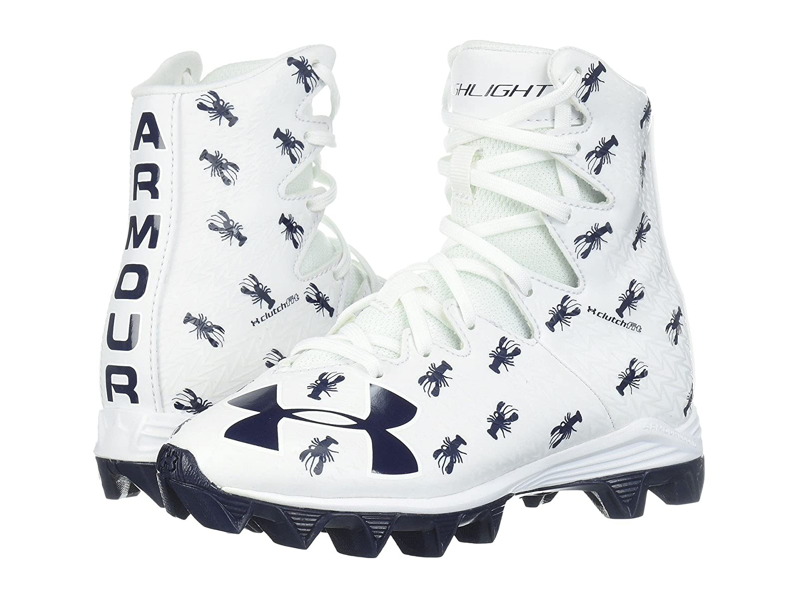 Under Armour Kids UA Highlight RM LE Lacross (Little Kid/Big Kid)Cheap and distinctive eye-catching shoes