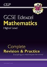 GCSE Maths Edexcel Complete Revision & Practice: Higher - for the Grade 9-1 Course (CGP GCSE Maths 9-1 Revision)