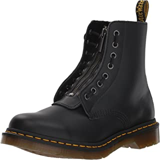 Dr.Martens Femme 1460 Pascal Front Zip Nappa Leather Bottes