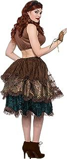 Steampunk Falda, estándar para Mujer
