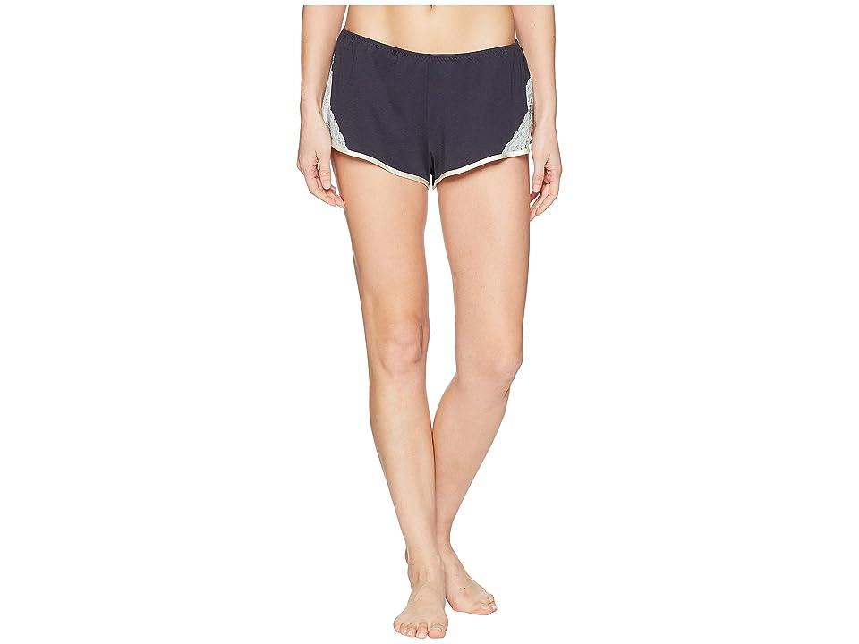 Skin Genevieve Shorts (Midnight/Mint/Ecru) Women