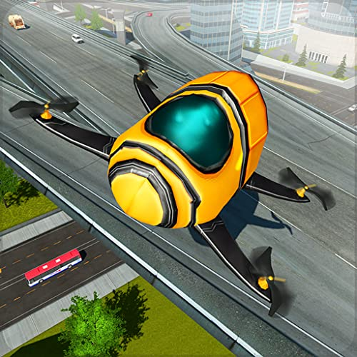 Drohnen-Taxi-Simulator 2020
