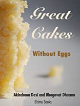 Great Cakes Without Eggs (Brilliant Baking Without Eggs Book 1)