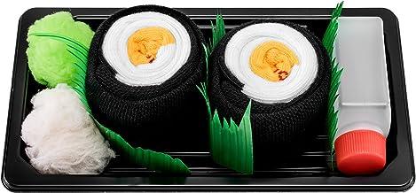 Rainbow Socks - Damen Herren - Sushi Socken Oshinko Maki Lus