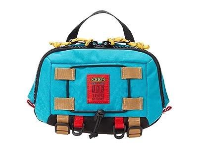 Topo Designs Topo Designs x Keen Subalpine Hip Pack