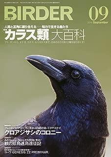 BIRDER (バーダー) 2016年 09月号 [雑誌]