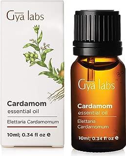 Cardamom (Cardamomo Semillas) Essential Oil - 100% Pure Therapeutic Grade - 10ml (0.34 oz)