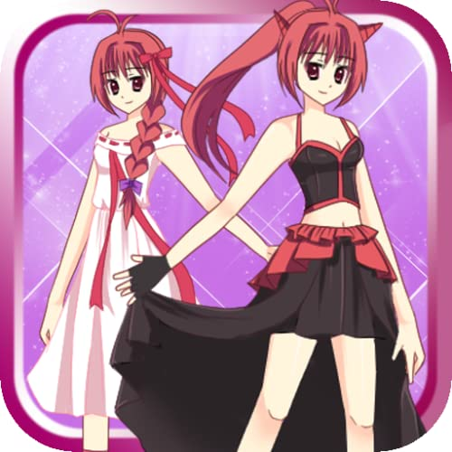 Allison Goes Anime - Dress Up