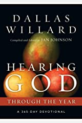 Hearing God Through the Year: A 365-Day Devotional (Through the Year Devotionals) Kindle Edition